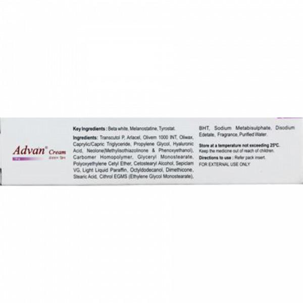 Advan Cream, 10gm