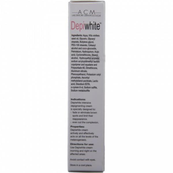 Depiwhite Advanced Depigmenting Cream, 40ml