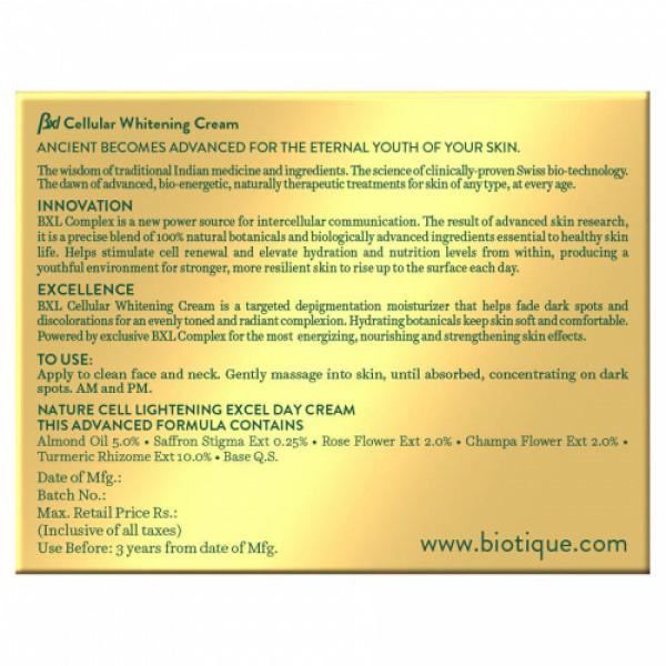 Biotique Bio Bxl Cellular Coconut Cream, 50gm