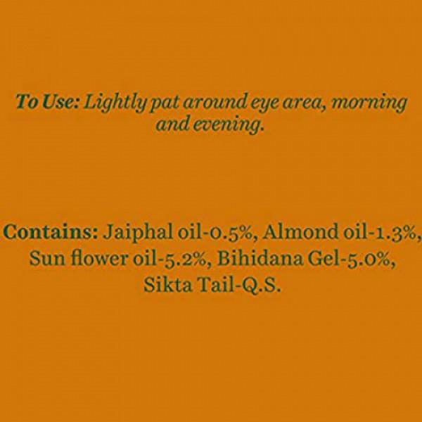 Biotique Bio Almond Soothing & Nourishing Eye Cream, 15gm