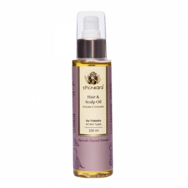 Shankara Hair & Scalp Oil, 100ml