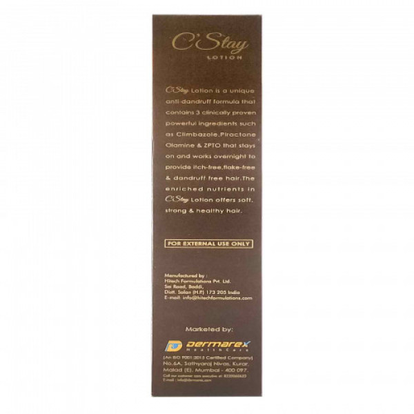 C-Stay Lotion, 100ml