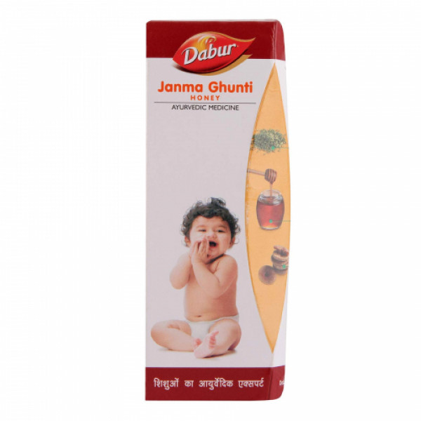 Dabur Janma Ghunti, 60ml