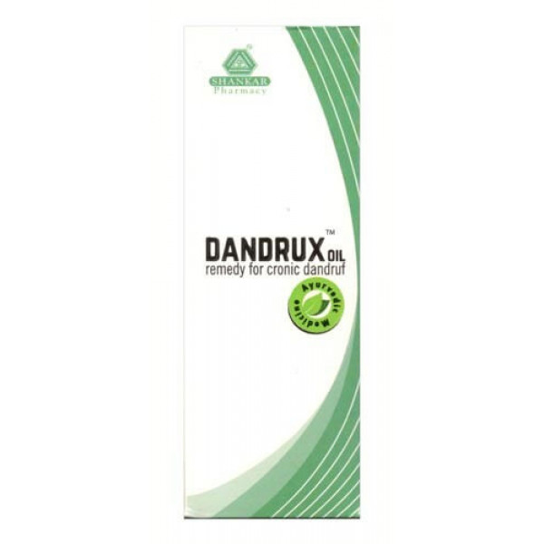 Dandrux Oil, 100ml