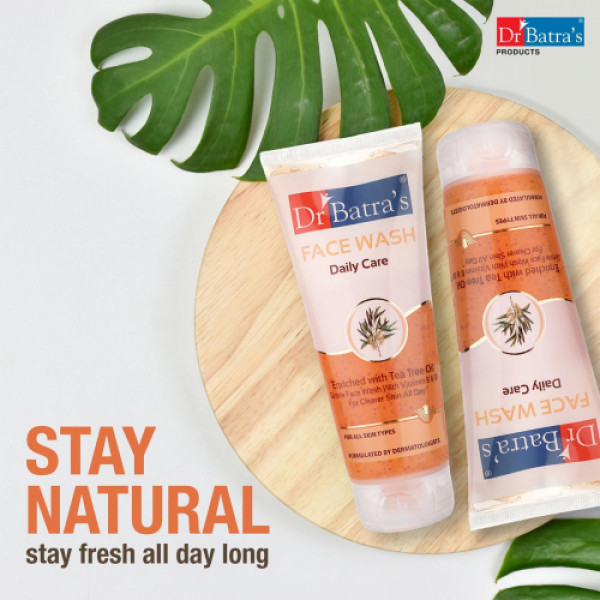 Dr Batra's Daily Care Face Wash, 200gm