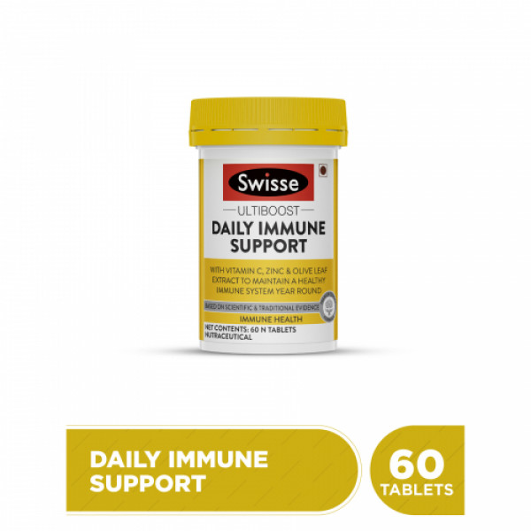 Swisse Ultiboost Daily Immune Support, 60 Tablets