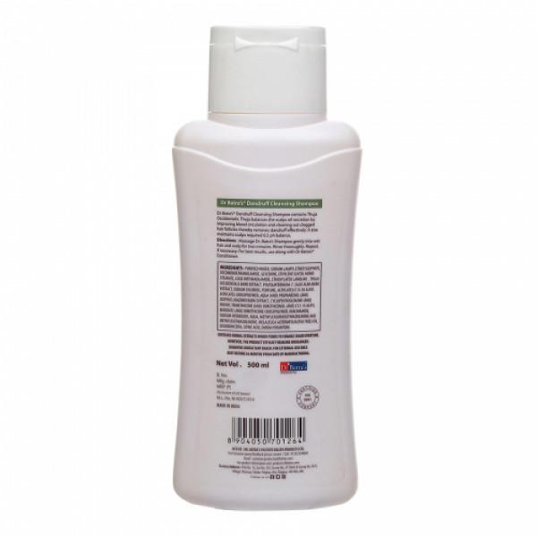 Dr Batra's Dandruff Cleansing Shampoo, 500ml