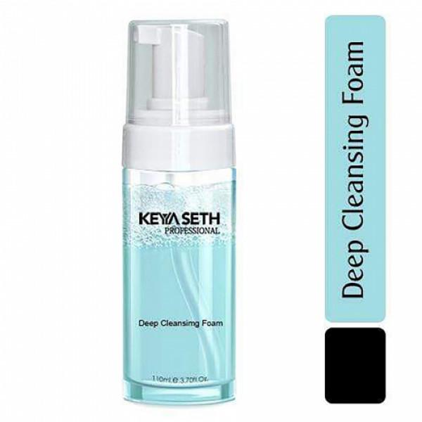 Keya Seth Professional, Deep Cleansing Foam, 110ml