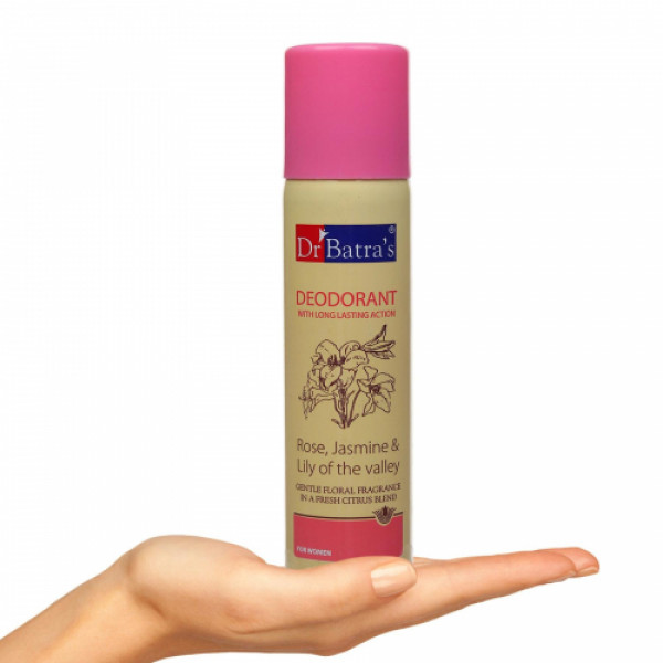 Dr Batra's Deo For Women, 150ml