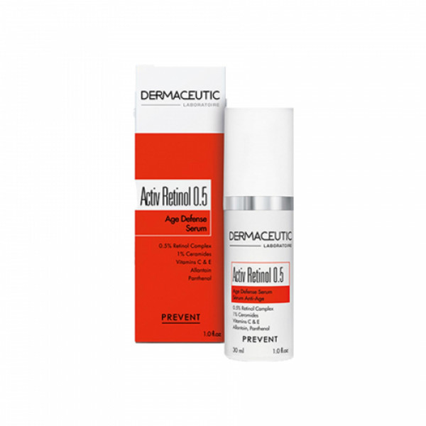 Buy Dermaceutic Activ Retinol 0.5 Age Defense Serum 30ml Online : ClickOnCare.com