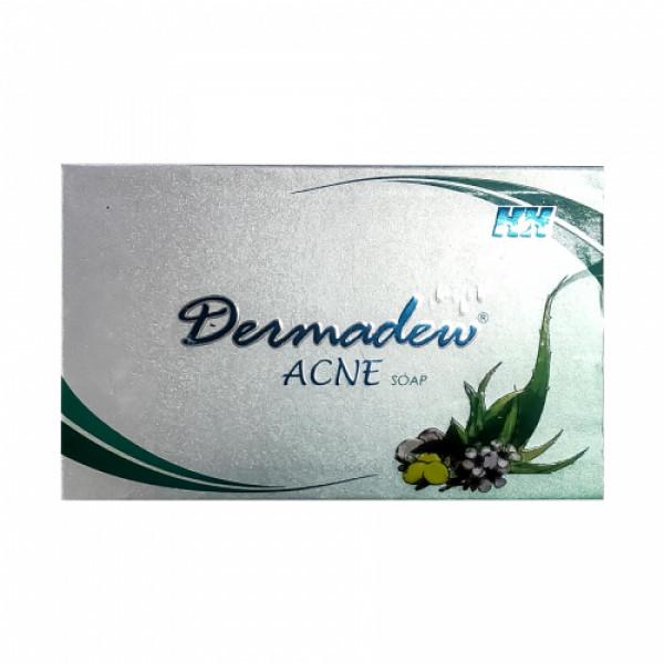 Dermadew Acne Soap, 75gm