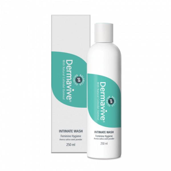 Dermavive Intimate Wash, 250ml