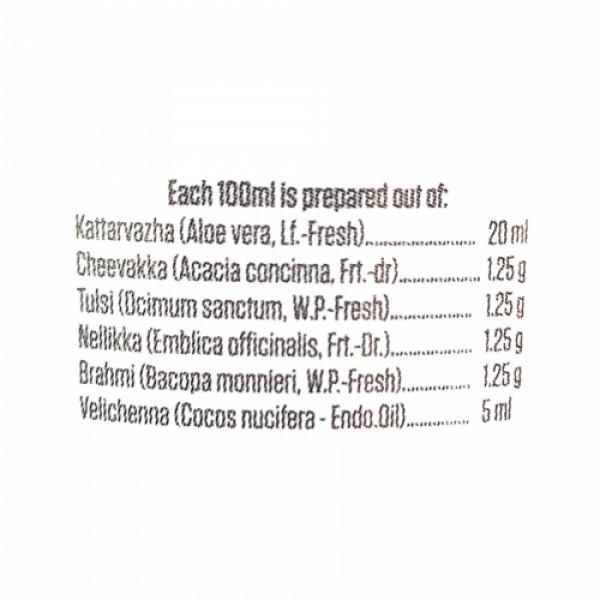 Dhathri Dheedhi Hair Care Herbal Anti-Dandruff Shampoo, 100ml