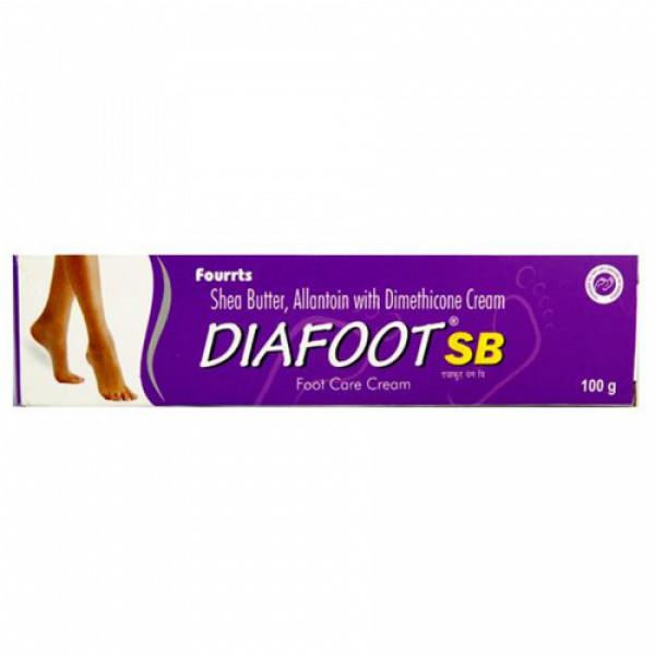 Dia Foot SB Cream, 100gm