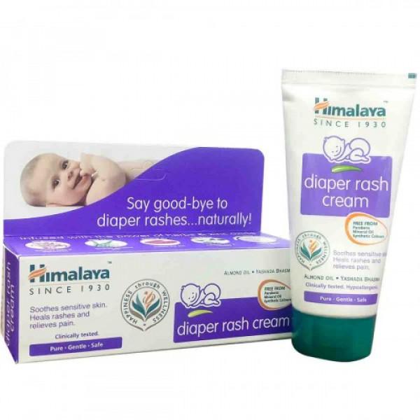 Himalaya Diaper Rash Cream, 50gm