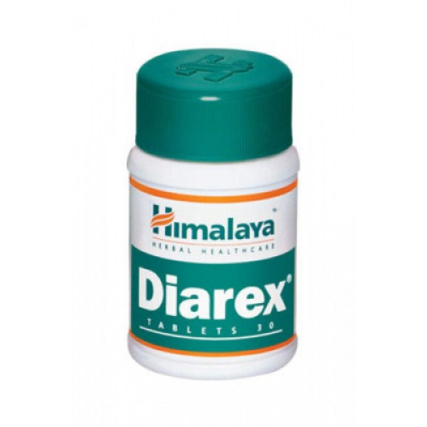 Himalaya Herbals Diarex, 30 Tablets