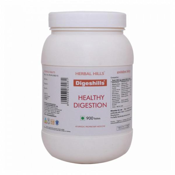 Herbal Hills Digeshills, 900 Tablets