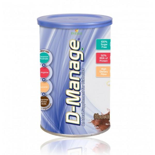 D-Manage Powder (Chocolate), 200gm