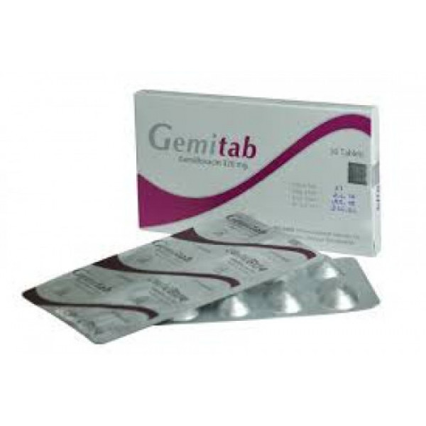 Gemitab, 5 Tablets