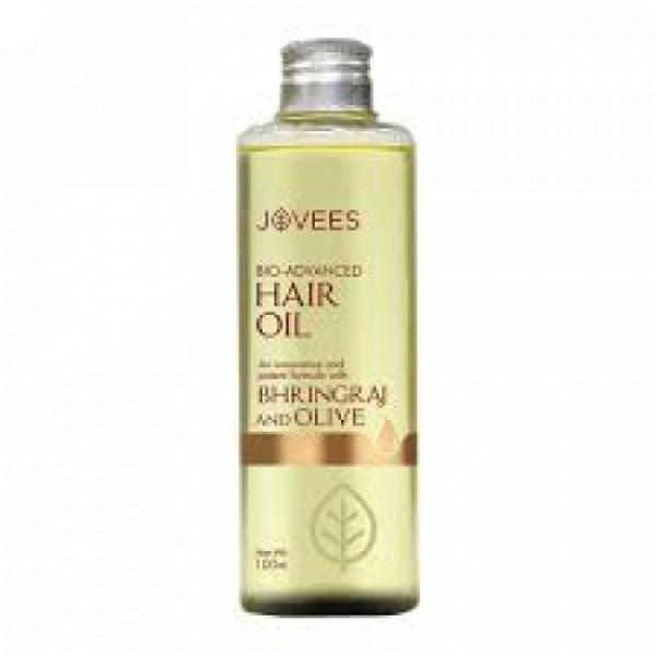 Jovees Bringraj & Olive Hair Oil, 100ml