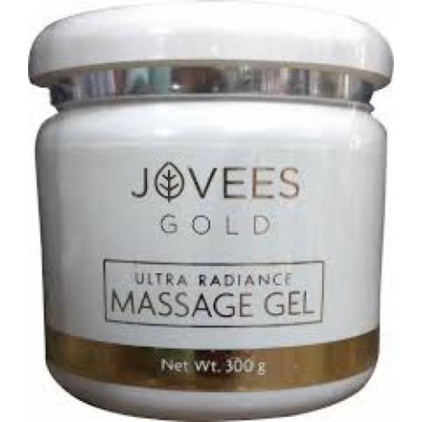 Jovees 24 Carat Massage Gel, 300gm