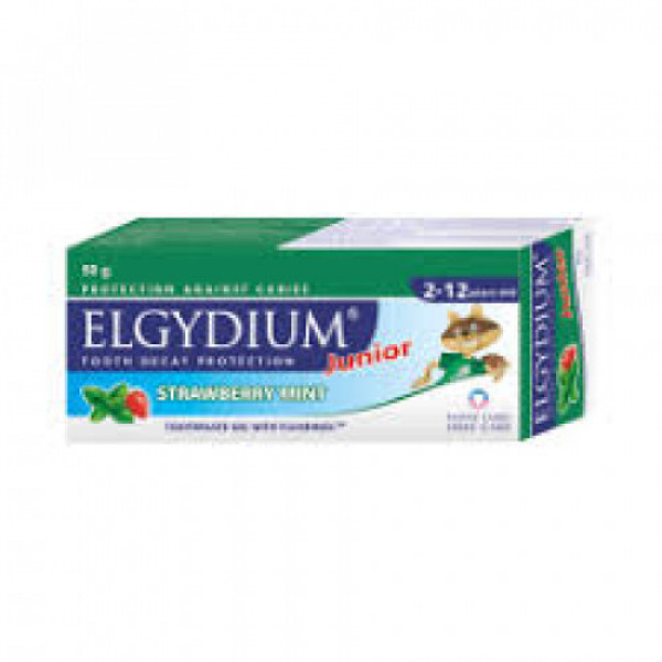Elgydium Junior (Strawberry Mint), 50gm