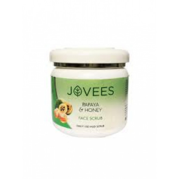 Jovees Papaya & Honey Scrub, 400gm