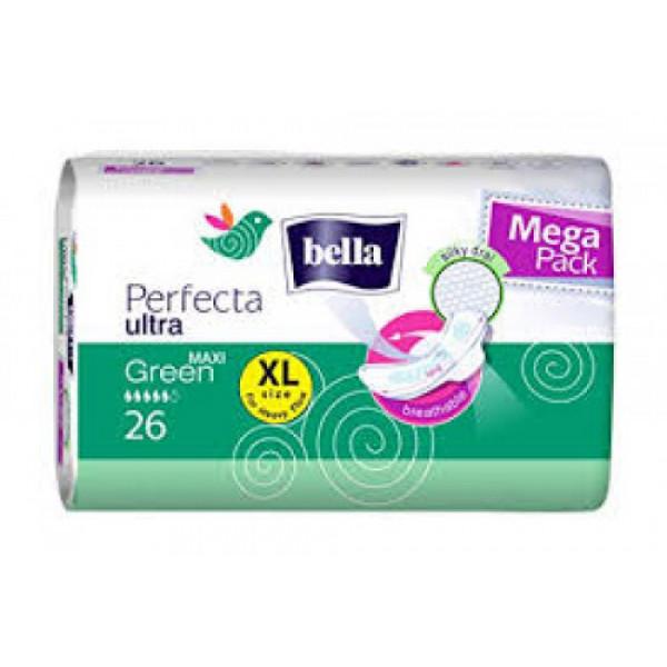Bella Perfecta Ultrathin Sanitary Napkins Maxi Drai, 26 Pieces