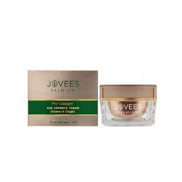 Jovees Premium Age Defence Cream, 50gm