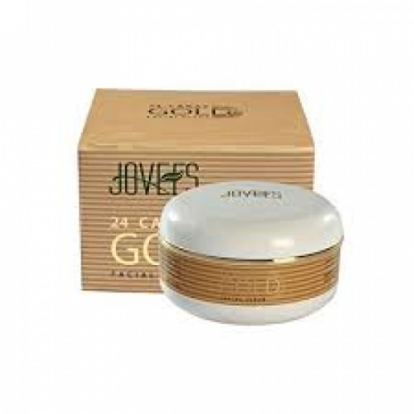 Jovees 24 Carat Gold Scrub, 50gm