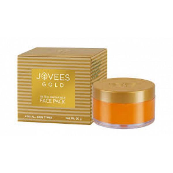 Jovees 24 Carat Face Pack, 50gm