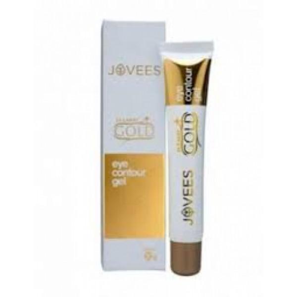Jovees 24 Carat Eye Contour Gel, 20gm