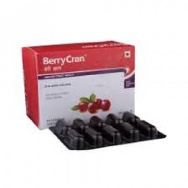 Berrycran, 10 Capsules