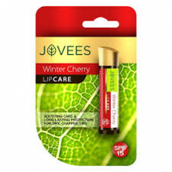 Jovees Winter Cherry Lip Care, 4gm