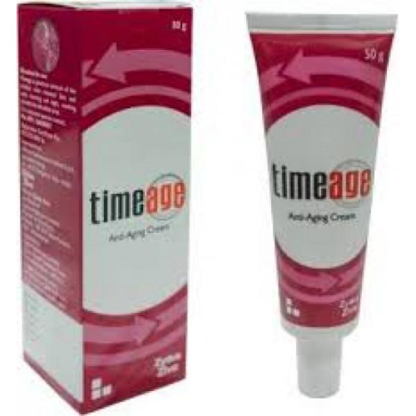 TimeAge Anti Aging Cream, 50gm