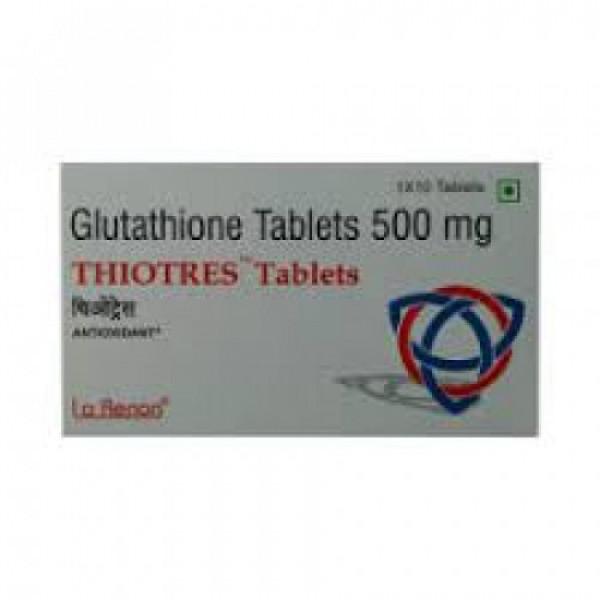 Thiotres, 10 Tablets