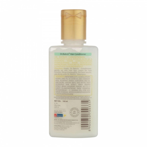 Dr Batra's Conditioner, 100ml (Pack Of 4)