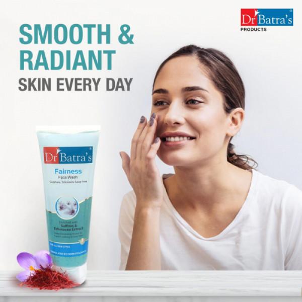 Dr Batra's Face Wash, 100gm (Pack of 3)