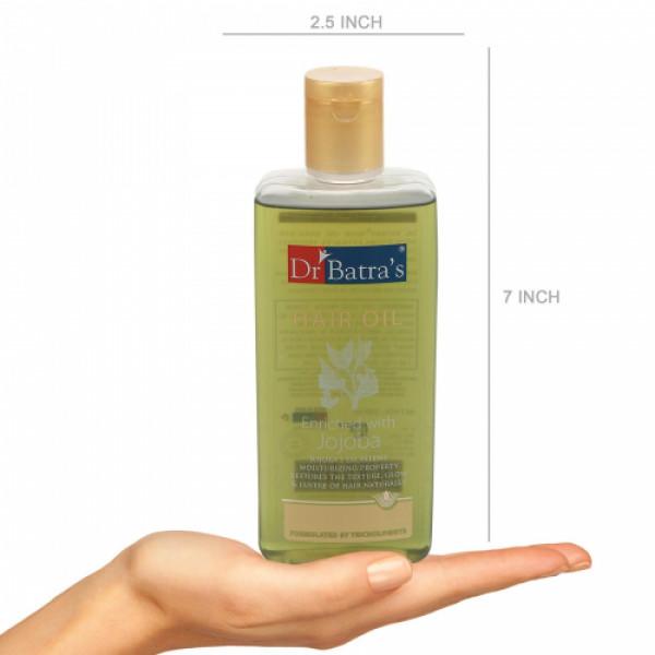 Dr Batra's Hair Oil, 100ml (Pack Of 3)