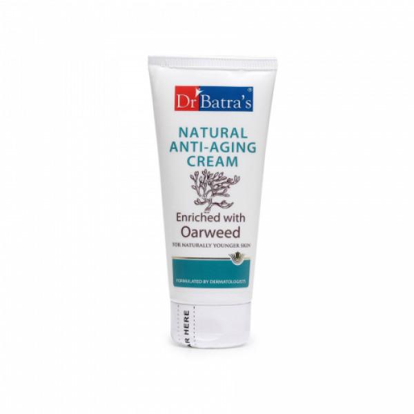 Dr Batra's Natural Anti-Aging Cream, 100gm