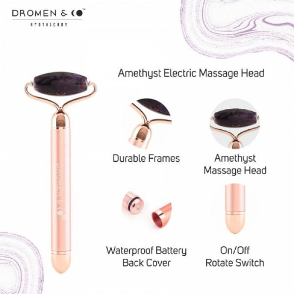 Dromen & Co Amethyst Electric Roller