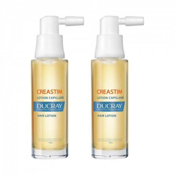 Ducray Creastim Lotion, 2x30ml