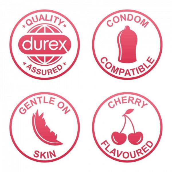 Durex Play Lubricant Gel (Saucy StrawberrY), 50ml