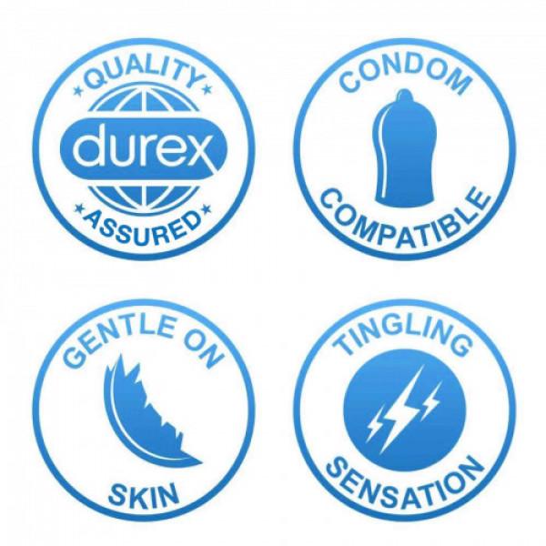 Durex Play Lubricant Gel (Tingle), 50ml