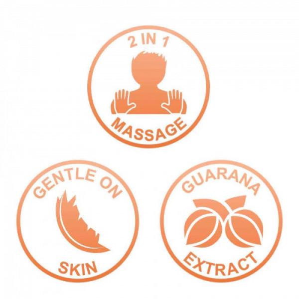 Durex Stimulating Massage 2 in 1, 200ml