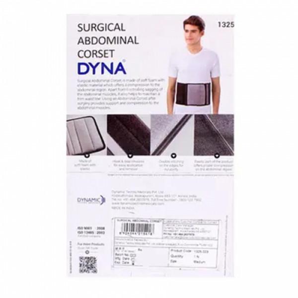 Dyna Surgical Abdominal Corset 120-130 Cms - XXXLarge