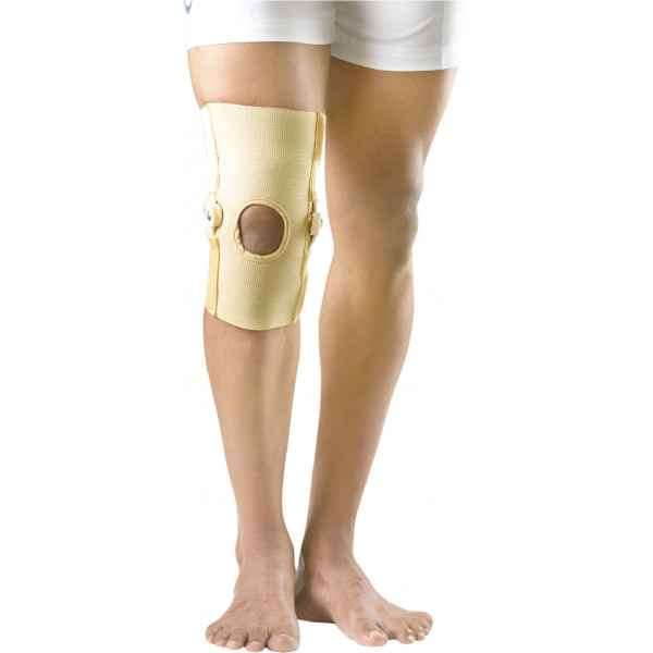 Dyna Hinged Knee Brace Open Patella 34-37 Cms (Medium)