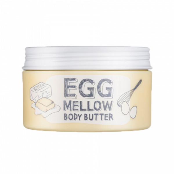 Too Cool for School Egg Mellow Body Butter, 200gm
