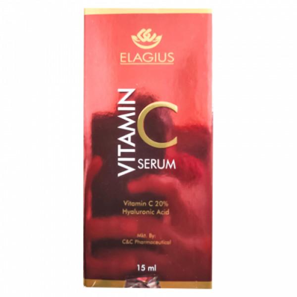 Elagius Vitamin C Serum, 15ml