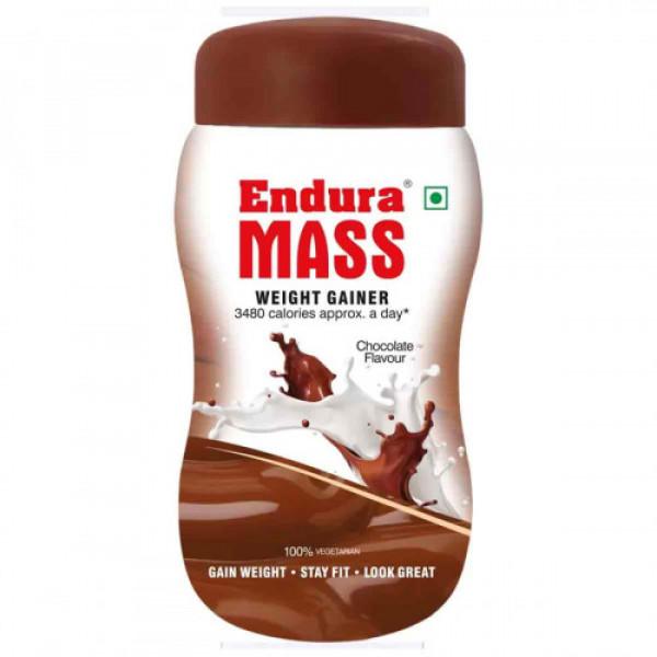 Endura Mass Chocolate Flavour, 500gm